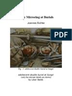 Body Mirroring at Burials