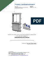 Diseño de Compuerta Hidraulica