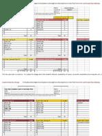 four year plan pdf