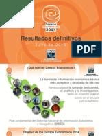 Pprd_ce2014 - Resultados Definitivos