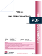 Rail Defects Handbook