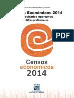 Unidades económicas - 2014