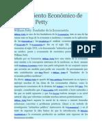 Pensamiento Económico de William Petty