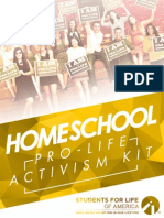 2015 Homeschool Activism Kit