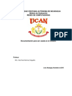Documento CursoRedes