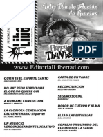 Editorial Libertad #276 - Noviembre 20, 2015