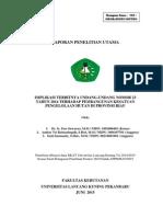 Implikasi UU 23 Terhadap Pembangunan KPH