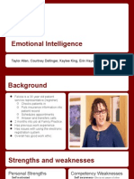 emotional intelligence team project