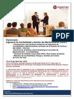 Diplomados Partes I II III Venezuela 2015