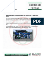 Resumen Boletines de Prensa Noviembre 2015