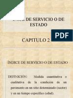 Capítulo 2 Indice de Estado