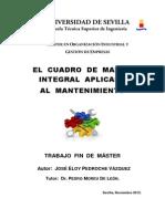 El Bsc Aplicado Al Mantenimiento - Tfm - Jose Eloy Pedroche Vazquez