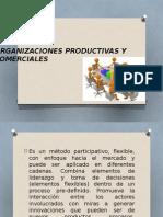 Organizaciones Productivas y Comerciales