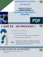 Planificacion de Recursos Procesos y Memoria