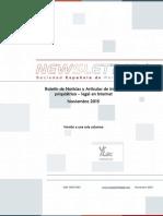 Boletín SEPL Diciembre 2015