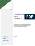 JahiaEEv6.1 ContentDefinitionsGuide En