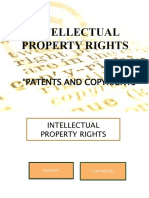 copyrights and patents with cases