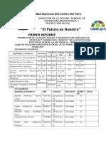 Primer Informe 2014 La Victoria (1)