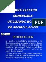 06. Recirculation Pump