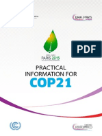 Practical Information COP21 Peru