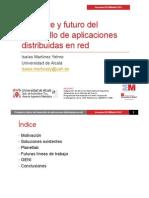 Presente y futuro del desarrollo de aplicaciones distribuidas en red