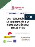 Proyecto Mutic Las Tic en Las Pymes