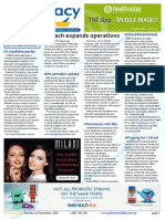 Pharmacy Daily for Tue 01 Dec 2015 - Willach expands operations, SA pharmacist honoured, NPS cannabis update, Guild Update and much more