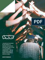VICE Mexico MEDIA KIT 2015