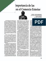 La Importancia de las Aduanas en el Comercio Exterior.pdf