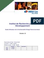 IRD Doc UtilisateurIPMA