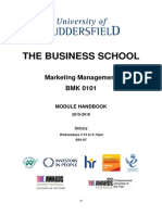 Marketing Management Handbook 2015-16(1)
