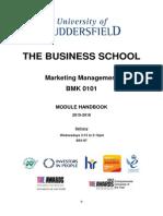Marketing Management Handbook 2015-16(1)