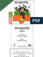 libro del rincón amapolita