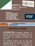 Diapositivas Cap. v - Renta Bruta