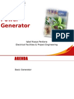 Power Generator for MT-8B