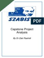Capstone Analysis