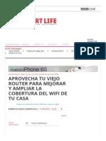 Aprovecha Tu Viejo Router