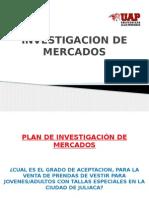 MODELO DE INVESTIGACION DE MERCADOS