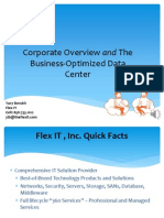 FLex IT Business Optimized