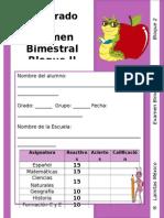 4to Grado - Bloque 2.doc