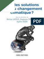 Solutions au Changement Climatique