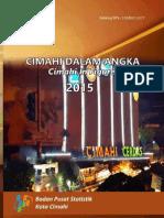 Cimahi Dalam Angka 2015