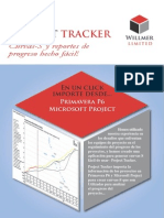 Project Tracker Espanol