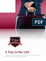 csa - a day in the life guide 2015