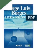 Jorge Luis Borges Livro Dos Sonhos Rev