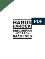 Harun Farocki - Desconfiar de Las Imágenes