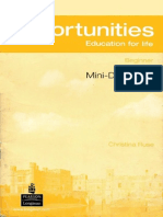Christina Ruse - New Opportunities Mini Dictionary
