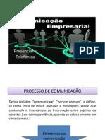 Comunicação Telefónica - Docs Formandos