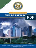 preparacion huracanes