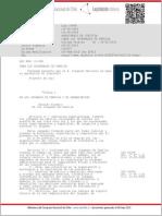 Ley 19.968º - Procedimiento de Familia